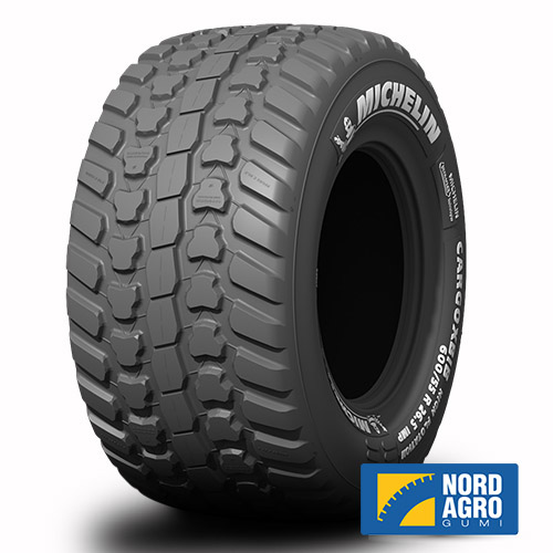710/45R22.5 Michelin Cargoxbib High Flotation  165D