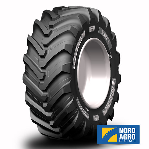 280/80R18 Michelin XMCL 132A8/132B