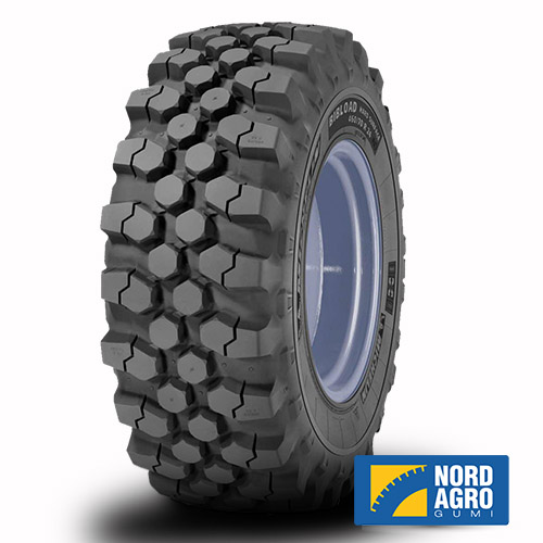460/70R24 Michelin Bibload Hard Surface 159A8/159B