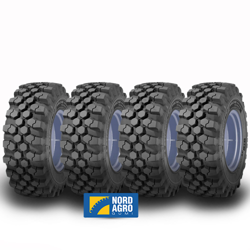 460/70R24 Michelin Bibload Hard Surface 159A8/159B  és 460/70R24 Michelin Bibload Hard Surface 159A8/159B  garnitúra