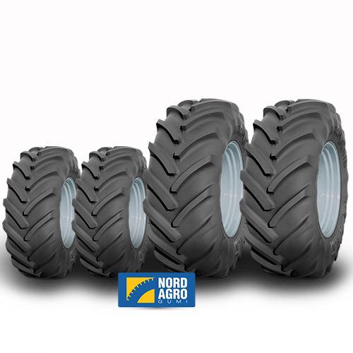 600/70R30 Michelin Machxbib 152D  és 650/85R38 Michelin Machxbib 173A8/173B  garnitúra