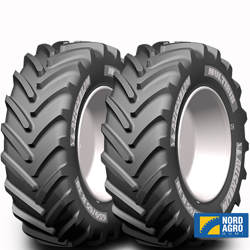 480/65R24 Michelin Multibib 133D