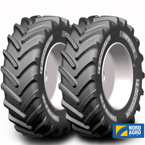 420/70R28 Michelin Omnibib  133D