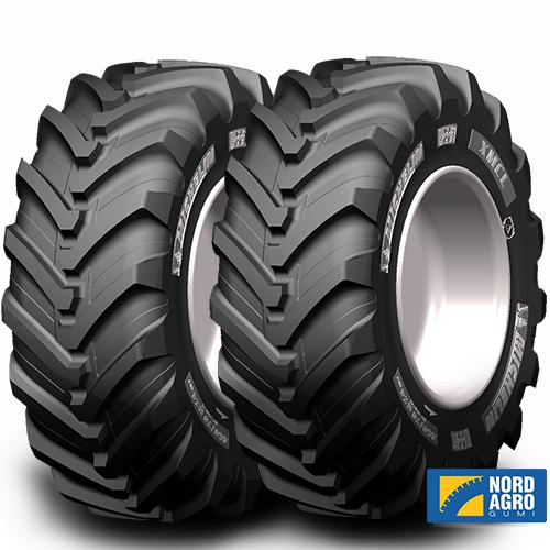 340/80R18 Michelin XMCL 143A8/143B