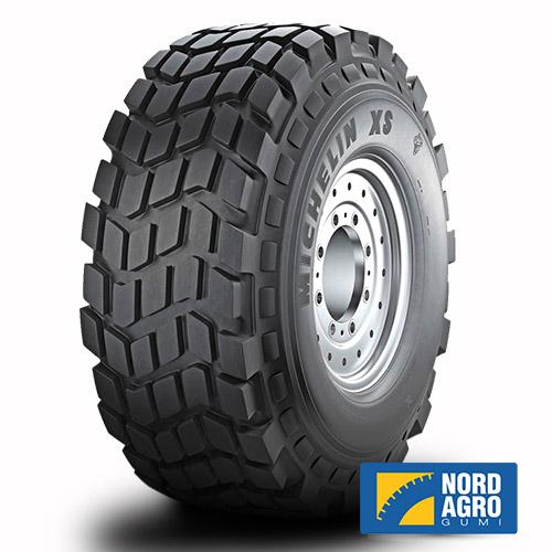 24R20.5 Michelin XS  176F