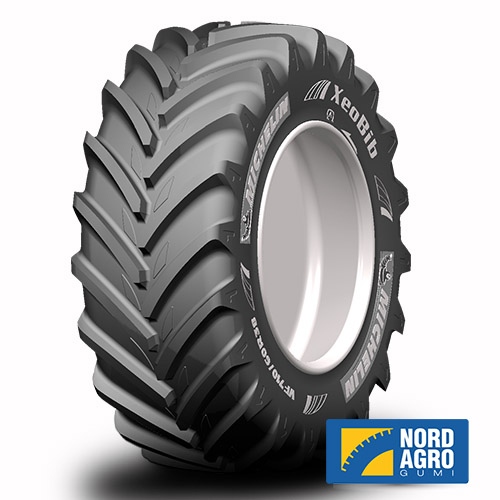 VF 600/60R34 Michelin Xeobib 149D